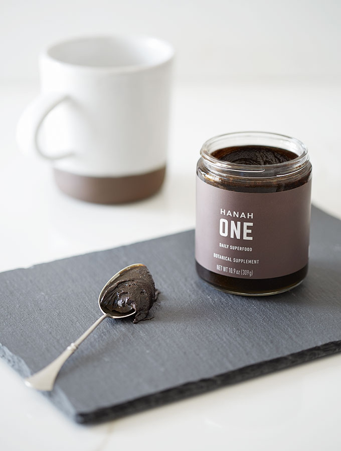 HANAH ONE: A Delicious Spoonful of Antioxidants